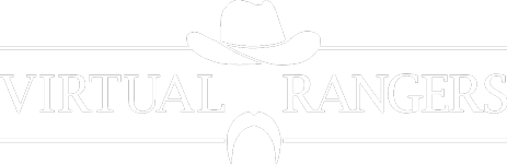 Logo Virtual Rangers white