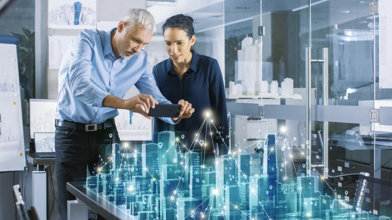 AR Building, projetez-vous dans votre future construction !