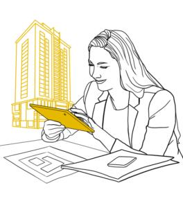 AR Building, la réalité augmentée au service de l'immobilier.