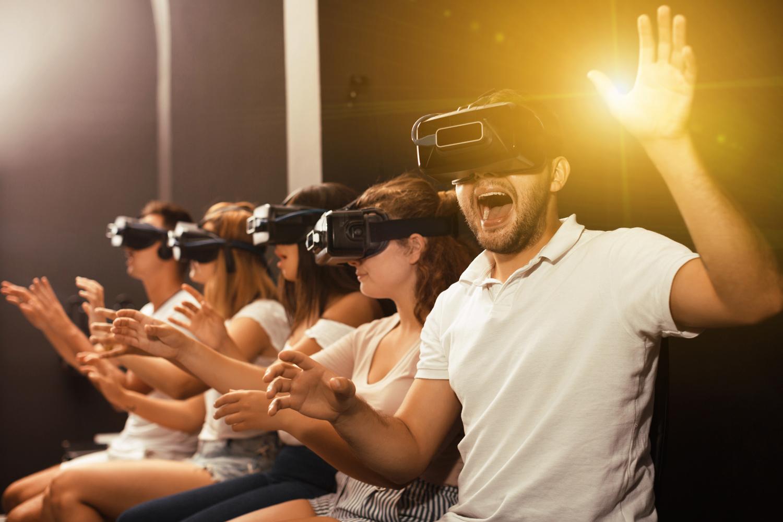 VR Experience, des émotions fortes grâce à la réalité virtuelle.