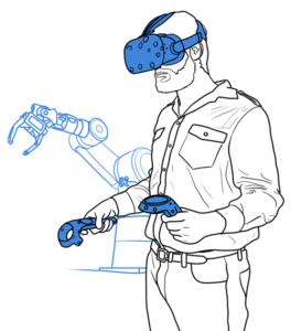 VR Training, la solution de formation en réalité virtuelle.