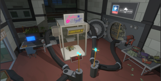VR Experience Aspibank Virtual Rangers