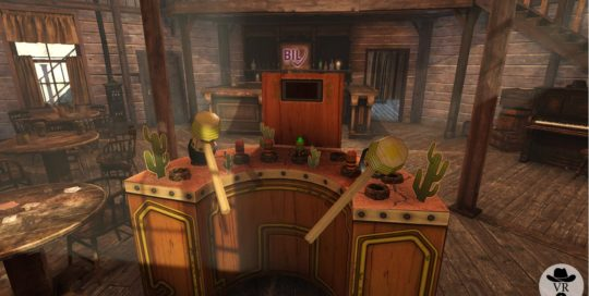 VR Experience Games Virtual Rangers