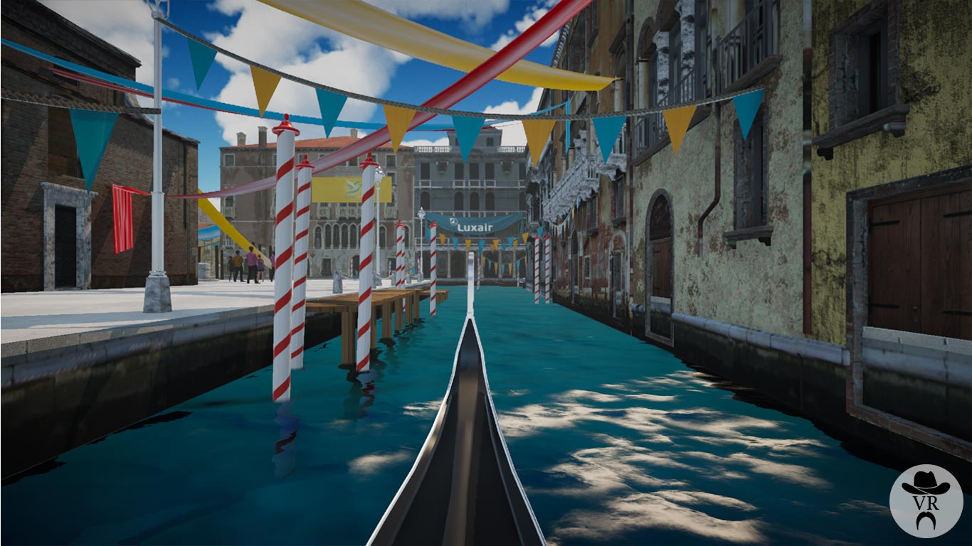 VR Experience Venice Challenge Virtual Rangers