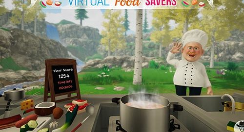 Cook VR Virtual Rangers