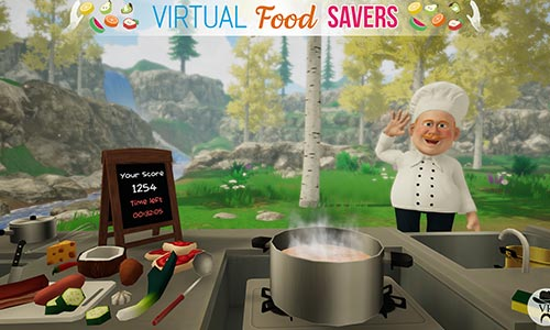 Cook VR Virtual Rangers