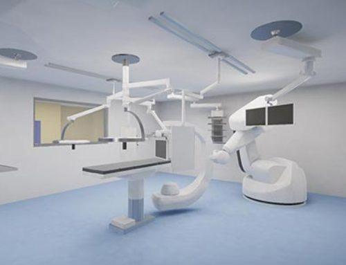 Configurateur de chambres d'hôpital