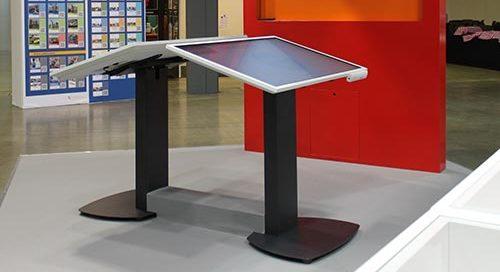 Memory tactile table Virtual Rangers