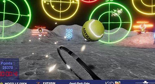 Tennis VR Virtual Rangers