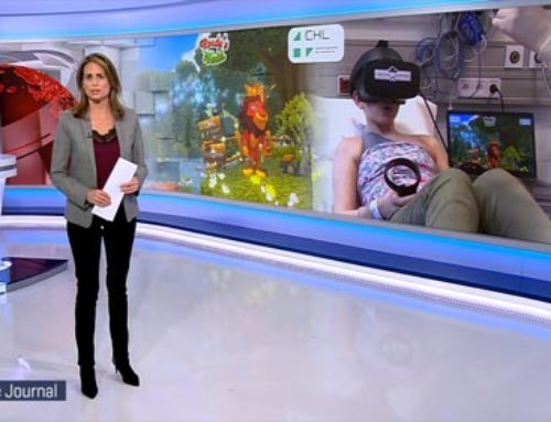 Reportage RTL sur le projet Roudy's World