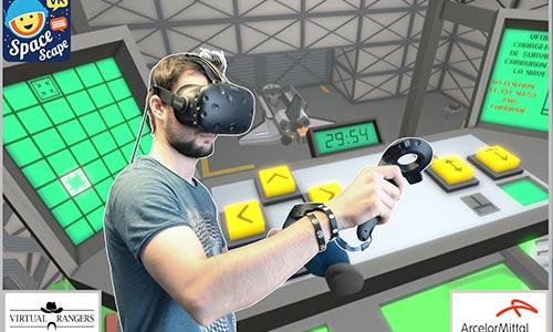 Space Scape Virtual Rangers
