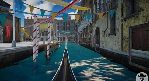 Venise Challenge Luxair Virtual Rangers