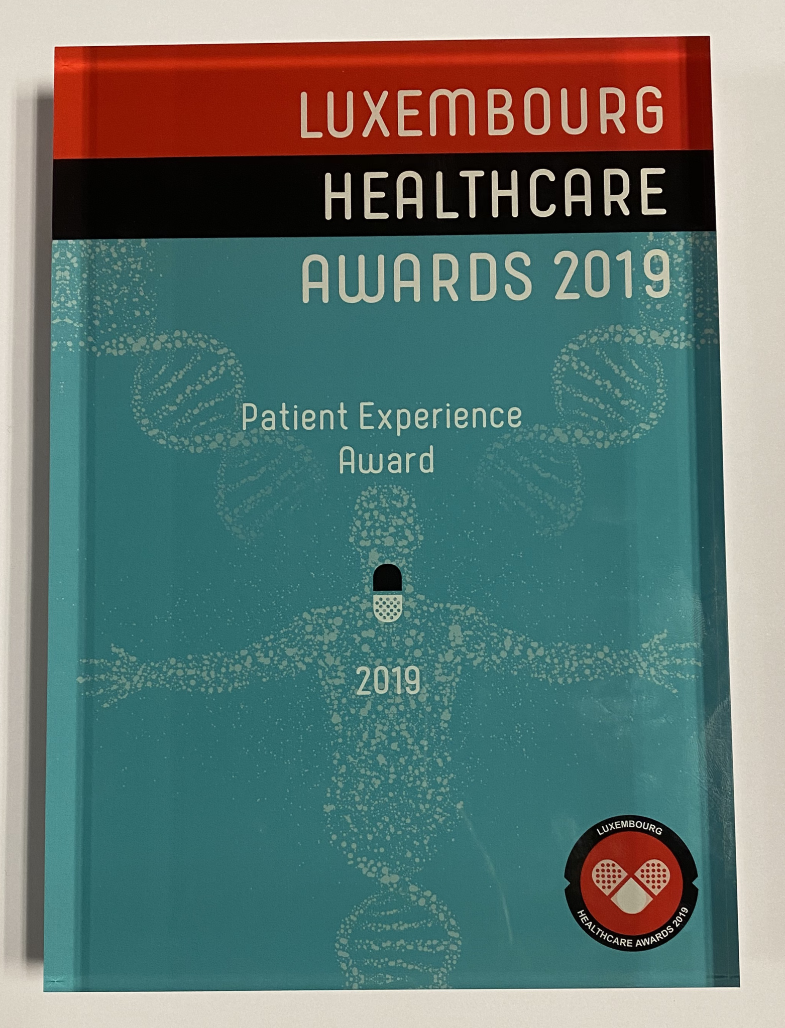 CHL VR for patients pain management Patient experience awards