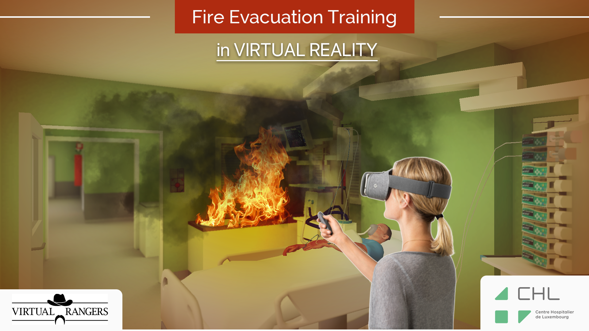 CHL VR Training Fire Evacuation