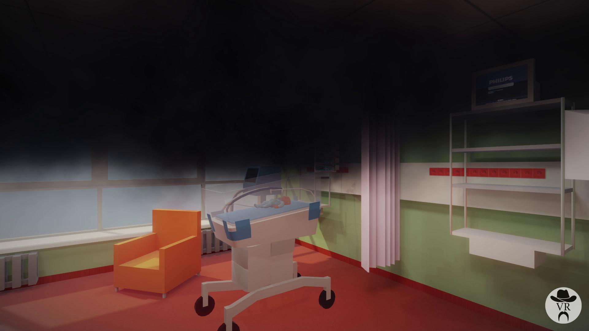 CHL formation évacuation incendie en réalité virtuelle