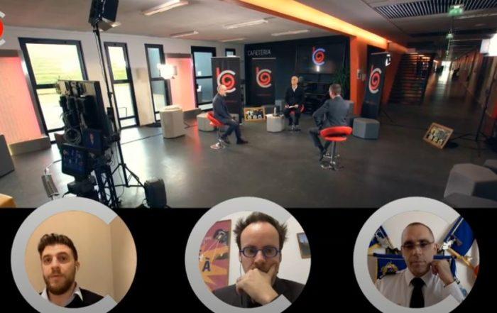 Live Chair Behaviour ENIM Virtual Rangers
